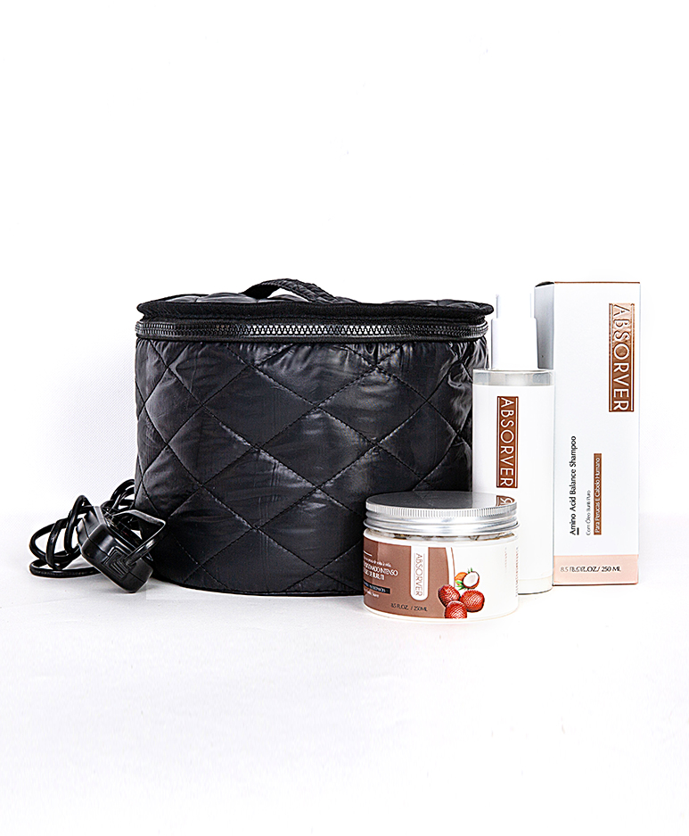 All in one Thermal Hair Care Kit
