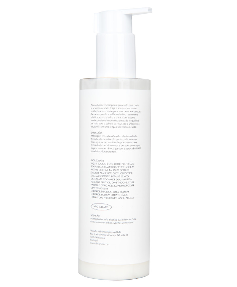 No More Damage Amino Acid Balance Shampoo